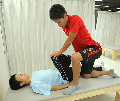 マタドール ストレッチ 名古屋 トレーニング写真